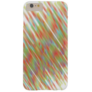 Abstrstract Rain Barely There iPhone 6 Plus Case