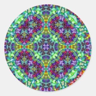 Absurd III.jpg Round Sticker