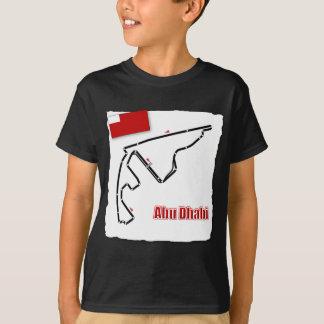 Abu Dhabi GP Circuit Tshirt