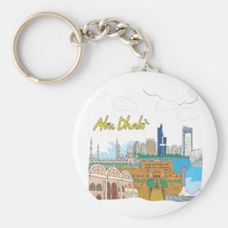 Abu Dhabi Keychains