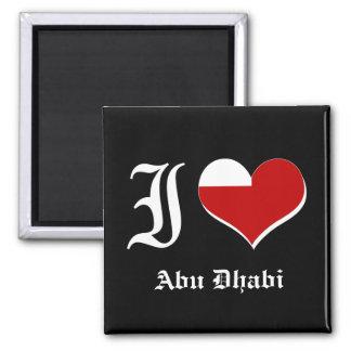 Abu Dhabi Fridge Magnet