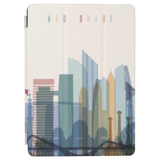 Abu Dhabi, United Arab Emirates | City Skyline iPad Air Cover