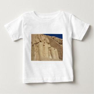 Abu Simbel Temple Egypt Baby T-Shirt