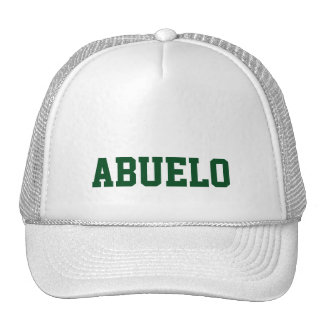 Abuelo (grandfather''s) cap trucker hat