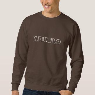 """ABUELO"" sudadera abuelo (Grandfather sweatshirt) Pullover Sweatshirt"