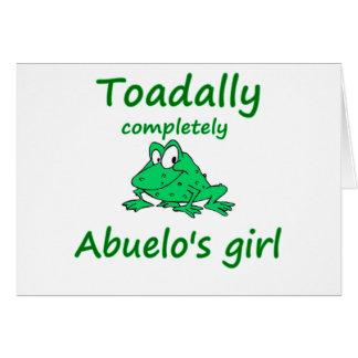 abuelo's girl cards