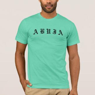 ABUJA, NIGERIA T-SHIRT