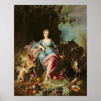 Abundance, 1719 posters
