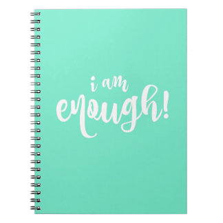 Abundance Affirmation 80-Page Notebook