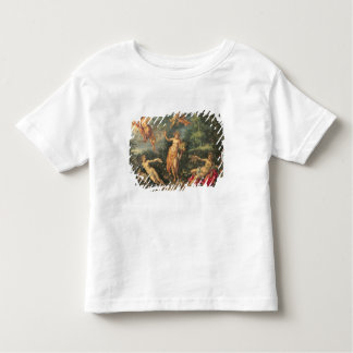 Abundance and the Four Elements, c.1606 (oil on co Toddler T-Shirt
