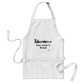 Abundance Adult Apron