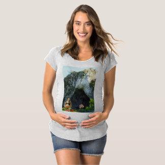 Abundance Empress Maternity Short Sleeve T Shirt