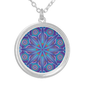 Abundance Mandala Necklace