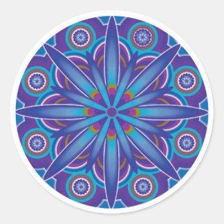 Abundance Mandala Stickers