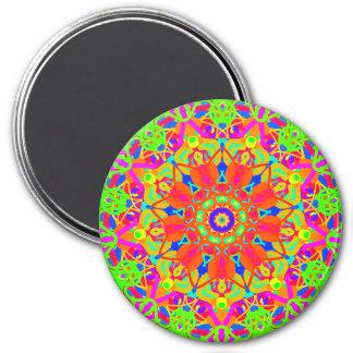 Abundance Mandala Style Magnet
