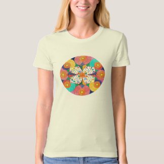 AbunDance Mandala t-shirt & accessories for yoga