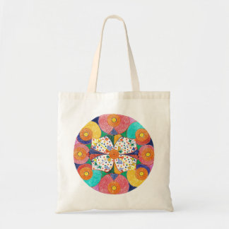 AbunDance Mandala t-shirt & accessories for yoga Tote Bag
