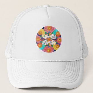 AbunDance Mandala t-shirt & accessories for yoga Trucker Hat