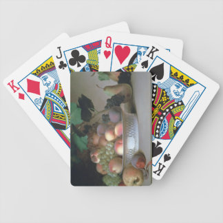 Abundance of Fruit Bicycle Playing Cards