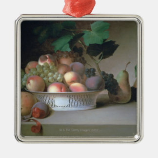 Abundance of Fruit Christmas Ornament