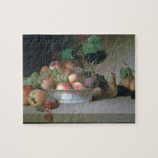 Abundance of Fruit Jigsaw Puzzle