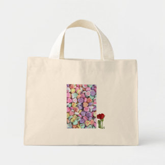 Abundance of sweet love for valentines day canvas bag