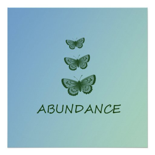 Abundance Print