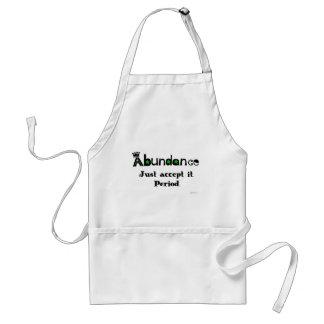 Abundance Standard Apron
