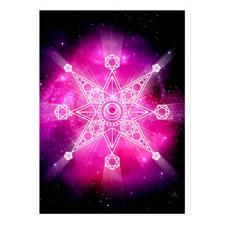 Abundance Symbol Postcard