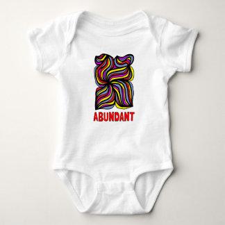 """""""Abundant"""" Baby Jersey Bodysuit"""