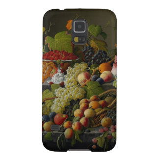 Abundant Fruit, 1858 (oil on canvas) Case For Galaxy S5