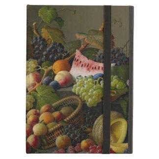 Abundant Fruit, 1858 (oil on canvas) Case For iPad Air