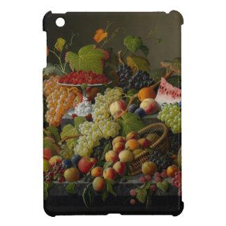 Abundant Fruit, 1858 (oil on canvas) Cover For The iPad Mini