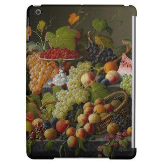 Abundant Fruit, 1858 (oil on canvas) iPad Air Cover