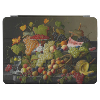Abundant Fruit, 1858 (oil on canvas) iPad Air Cover
