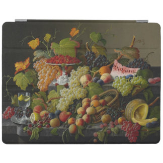 Abundant Fruit, 1858 (oil on canvas) iPad Cover