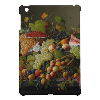 Abundant Fruit, 1858 (oil on canvas) iPad Mini Cover