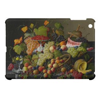 Abundant Fruit, 1858 (oil on canvas) iPad Mini Covers
