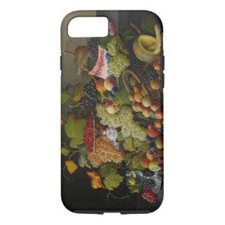 Abundant Fruit, 1858 (oil on canvas) iPhone 8/7 Case