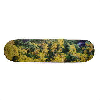 Abundant greenery 20.6 cm skateboard deck