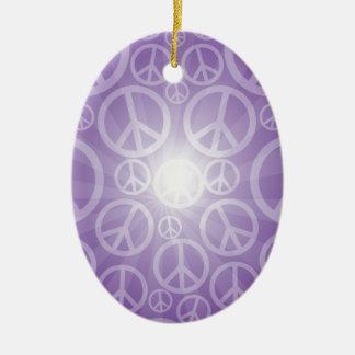 Abundant Peace Customize Product Christmas Ornament