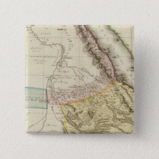 Abyssinia, Nubia &c 15 Cm Square Badge