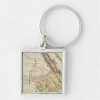 Abyssinia, Nubia &c Key Ring