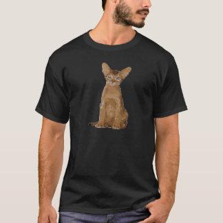 Abyssinian Cat. T-Shirt
