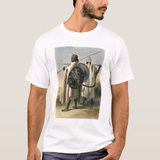 Abyssinian Warriors, illustration from 'The Valley T-Shirt