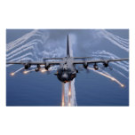 AC-130 Spectre Gunship Print