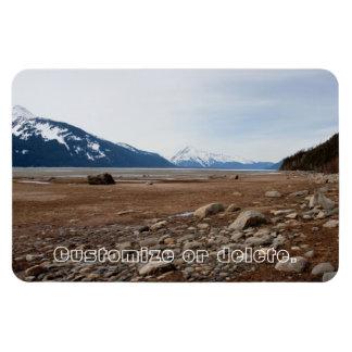 AC Alaskan Coast Vinyl Magnets