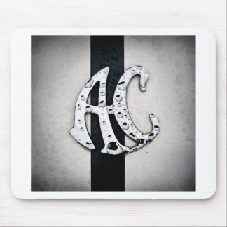 AC Badge Logo Art Mouse Pad