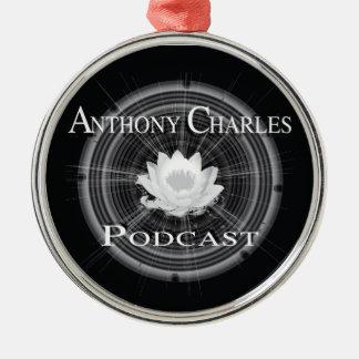 AC Podcast Ornament
