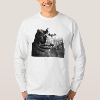 AC Poster - Batman Gargoyle Ledge T-Shirt